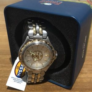 NEW FOSSIL MEN'S WATCH -SEC Cross Country